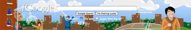 Jackie Chan - iGoogle theme