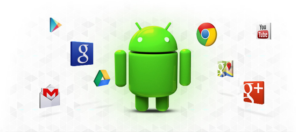 Google Apps for Android