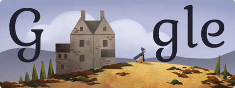 Charlotte Brontë's 198th Birthday : UK