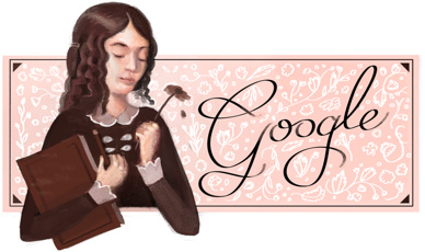 Elizabeth Barrett Browning's 208th Birthday : UK