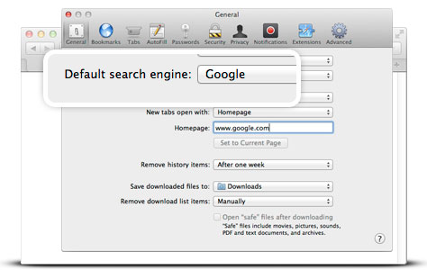 How to Change Your Browser's Default Search Engine