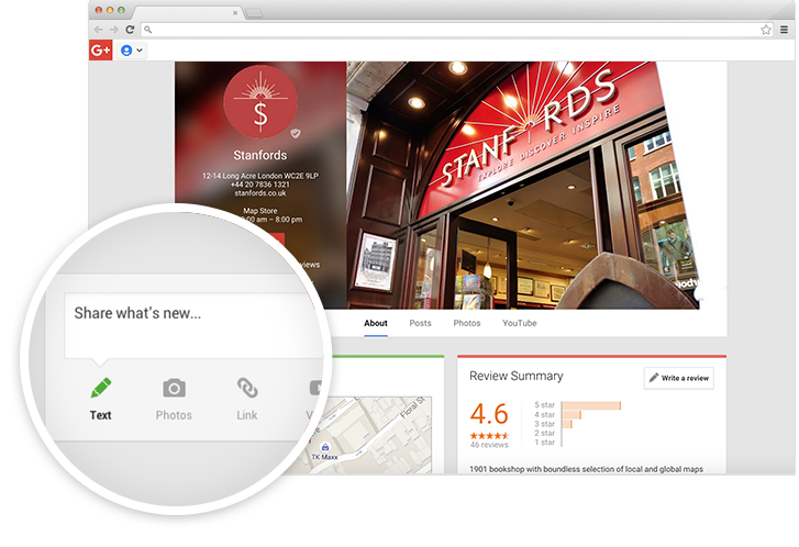 how to change google business ratings