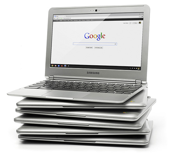 Signup for our newsletter for a chance to win a Chromebook!