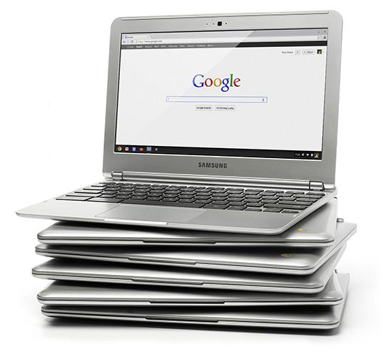 Google Classroom Chromebook