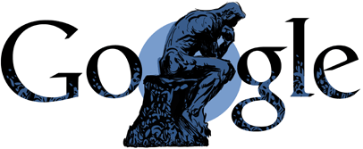 Auguste Rodin's 172nd Birthday