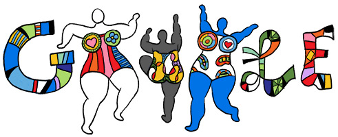 Niki de Saint Phalle's 84th Birthday