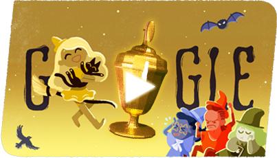 google doodles halloween 2017