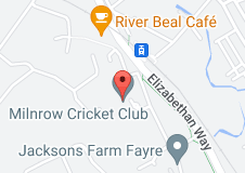 Map of Milnrow Cricket Club